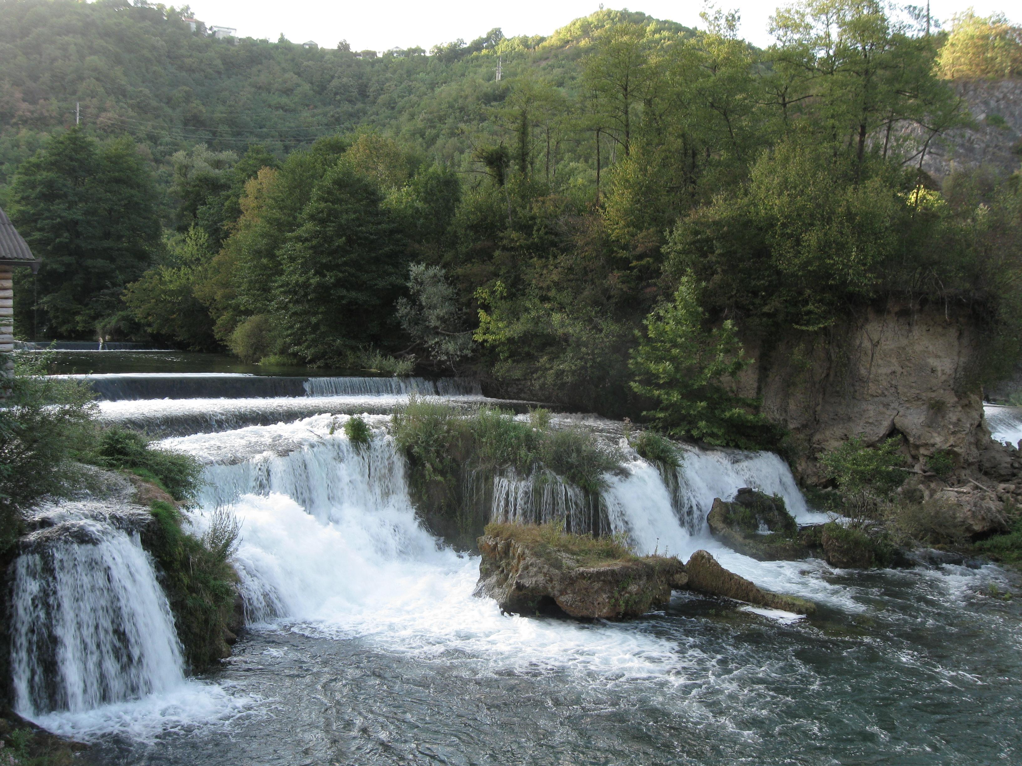 Wodospad Kostelski Buk