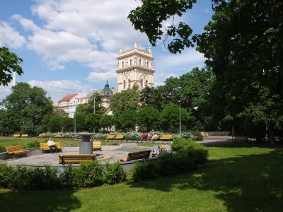Czeska Praha